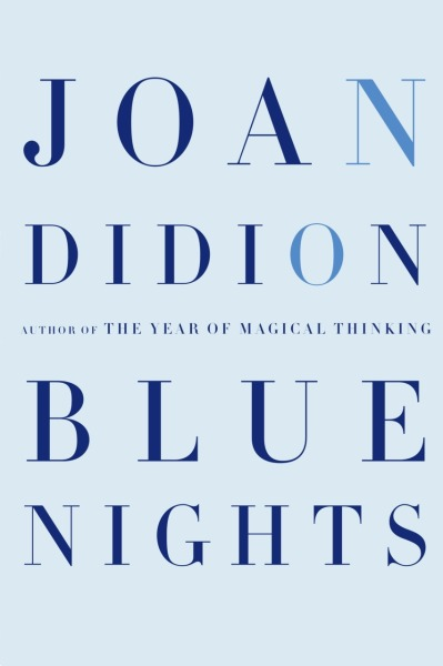vintageanchor:  Tour Dates and Cities for Joan Didion, author of BLUE NIGHTS… Tuesday, November 1—NEW YORK   Barnes & Noble, Union   Square  Thursday, November 3—PHILADELPHIA    Free Library of Philadelphia Monday, November 7—BOSTON Harvard Book Store  Tuesday, November 8—TORONTO Harbourfront  Thursday, November 10—WASHINGTON, DC Politics & Prose Tuesday, November 15—SAN   FRANCISCO City Arts & Lectures Wednesday, November 16—LOS ANGELES Los Angeles Public Library – ALOUD Series Monday, November 21—NEW YORK LIVE at the New York Public Library   Wednesday, November 30—NEW YORK Symphony Space