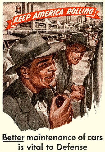 Keep America Rolling by paul.malon on Flickr.