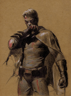bruce-and-jason:   guik:  Gerald Parel  Hnnng. GDI. *-*    oh my
