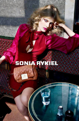 CAMPAIGN: SONIA RYKIEL Fall/Winter 2011.