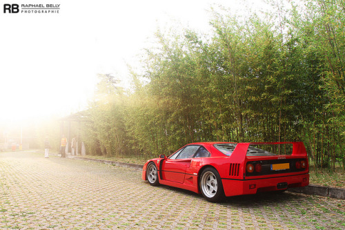 Holy Light For A Holy Supercar by Raphaël Belly on Flickr.