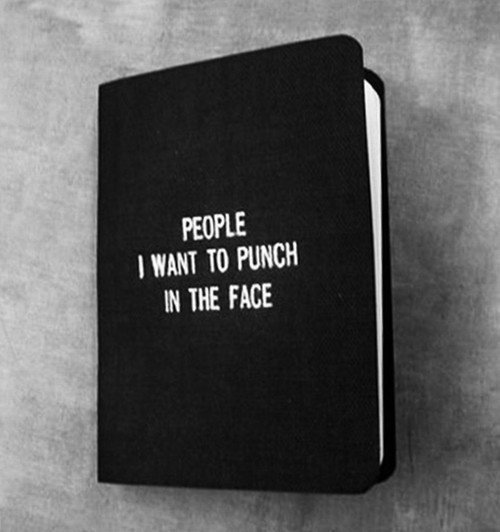 I should make a journal just like this.