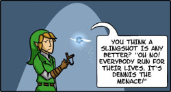 Navi Tells Link to Grow Up 2