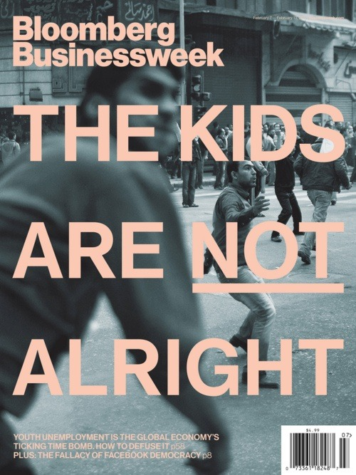 newsweek: nevver:   The Kids are NOT Alright