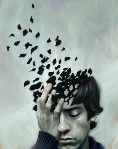 melhoneycat:  Teen Depression by Robert Carter