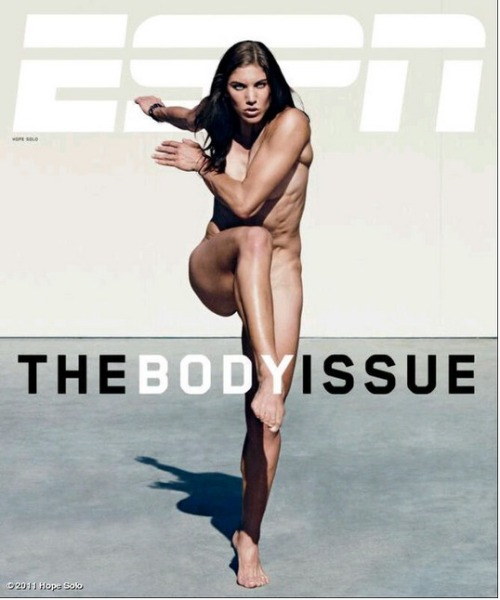 unleashedperspective:  Hope Solo