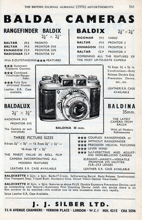 British Journal Photographic Almanac 1956