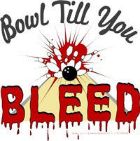 Tuesday nights at Nutmeg bowl come support your favorite local bowling team!! ;)