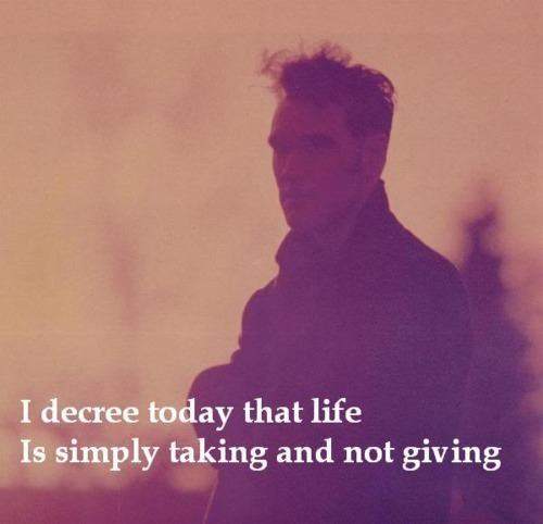neverbytheday:  The Smiths - Still Ill