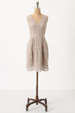 (via Veiled Alder Dress - Anthropologie.com)
