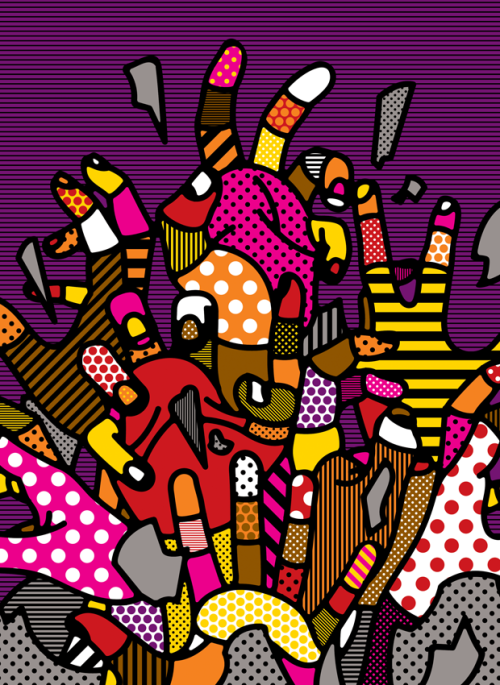 julienfoulatier:  Illustration by Craig and Karl.