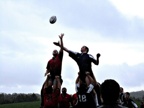 chrisafer:  Rugby on Flickr.