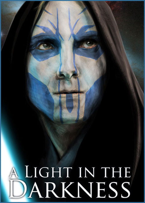 "justinrampage:  The amazing Star Wars fan film ""A Light in the Darkness"" is now finished and ready for viewing thanks to creators Fed Wetherbee & PJ Tamayo. The adventure takes place approximately 1 year Before the Battle of Yavin and is full of greatness. But, you don't have to take my word for it. Part 1  Part 2  Part 3  You can also watch the 40 minute fan film straight through on their website. A Light in the Darkness 