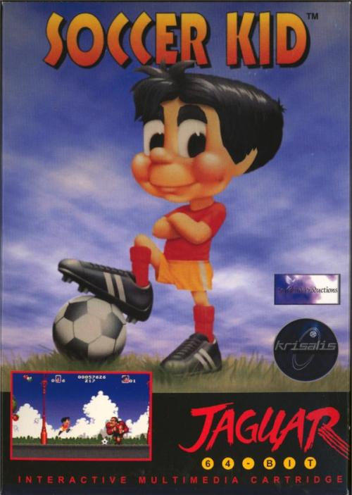 Developed by Krisalis in 1995 for Atari Jaguar
