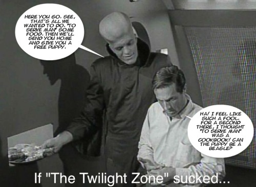 "If ""The Twilight Zone"" sucked #2"