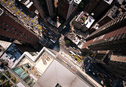 Intersection | NYC by navid j on Flickr.