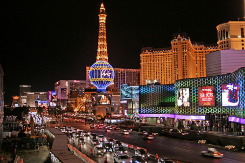 Las Vegas Boulevard - Las Vegas (Nevada USA) by Meteorry on Flickr.