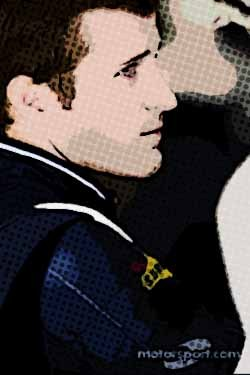 Kasey Kahne comic book effect The Original photo is not mine