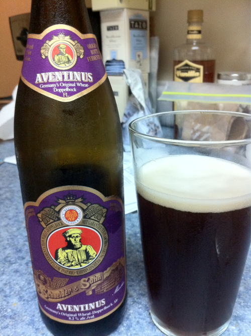 Aventinus wheat double bock