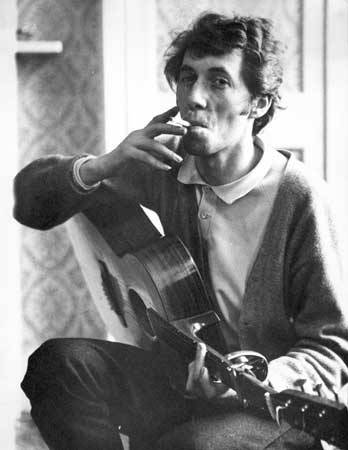 Bert Jansch(3 November 1943 – 5 October 2011)