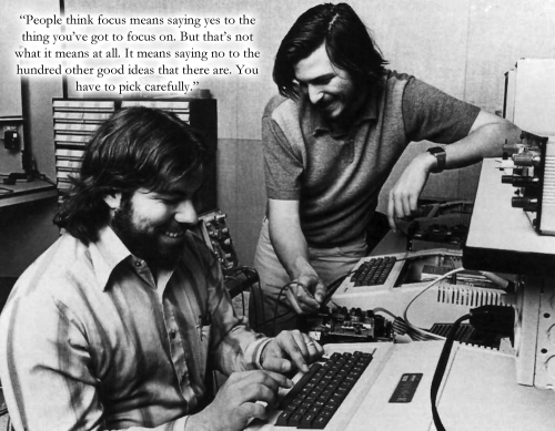 Steve Jobs, may we all learn to be a little bit more like you.