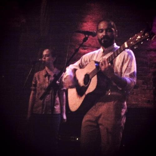 juspostbellum:  Rockwood Music Hall 9-30-11 photo: Sarah Anne Ward  Beautiful ….