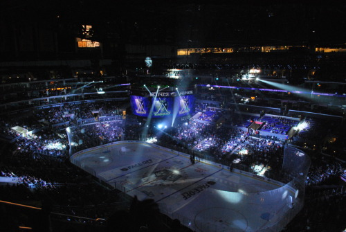 stadium-love-:  Staples Center: L.A. Kings opening night 2010 Submitted by Jdcofla