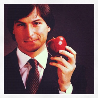 Steven Paul Jobs (February 24, 1955 – October 5, 2011) (Taken with instagram)