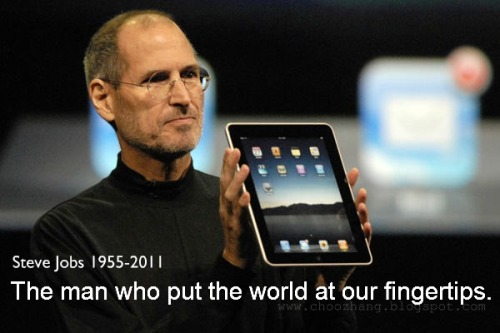 RIP - Steve Jobs. We will miss you!!!