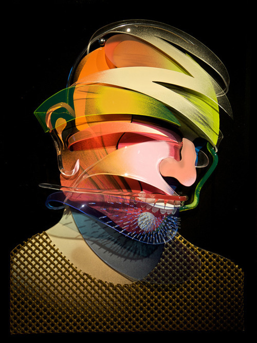 ordovicianfauna:  by Adam Neate  This is fantastic work.