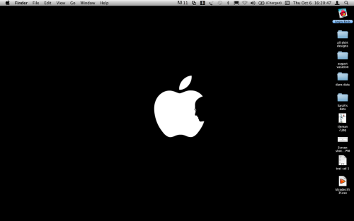 got this from Jmak.tumblr.com, made it my wallpaper for today. my mac is still pulling itself together…  :) thanks for this Jmak.