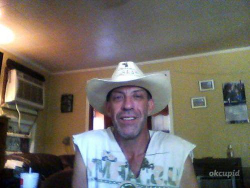 This man is 49 and he just sent me a really bizarre message on OKcupid. Oy vey.