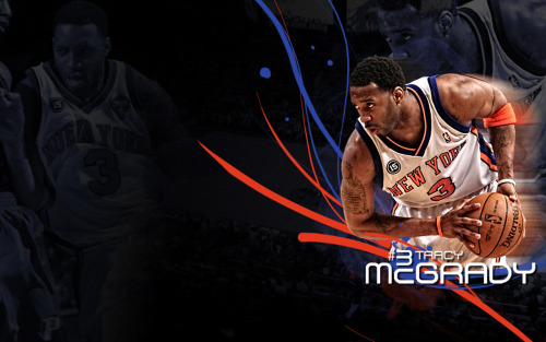 Graphic I made of T-Mac like last year. I showed it to him on twitter, he said he liked it 8D im cool