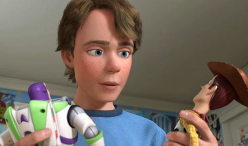 "The Best Pixar Voiceover Performances As a celebration of Steve Jobs' contribution to Pixar, here's a classic feature…30. John Morris as Andy (Toy Story 1-3)Why It's So Special:  So many of the strange worlds and stories that Pixar ask us to fall in love with work because there's often a child surrogate on the screen, voicing our own innocence and enchantment.As Andy, Morris brought such enthusiasm for his toys that we were instantly sold on why Woody and Co were proud to be his – and why the now 25-year-old actor's return in Toy Story 3 was such a wrenching experience.Morris speaks:  ""I remember when the first film came out, I would play, and then I would leave my toys, and I would close the door, and then I'd crack the door open just to peek really quickly to see if they were moving.""[FOR THE OTHER 29 BEST PIXAR VOICE PERFORMANCES, CLICK ON ANDY OR FOLLOW THIS LINK]"