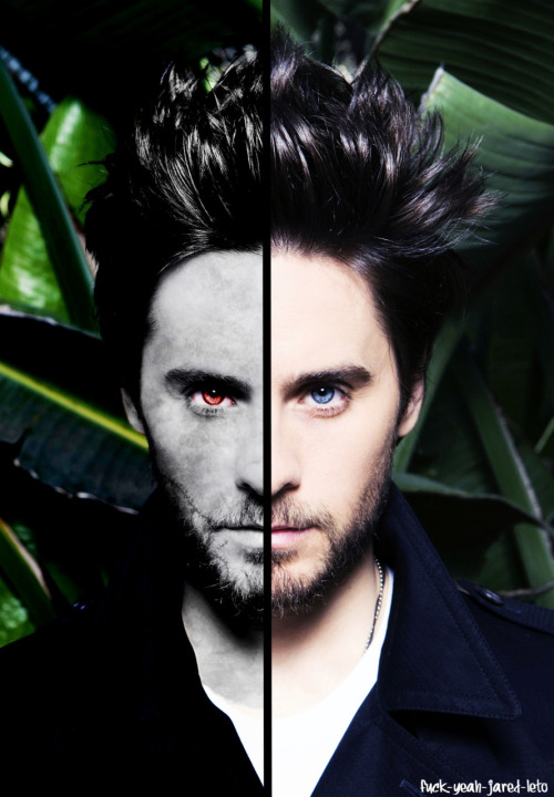 fuck-yeah-jared-leto:  Bart vs Jared