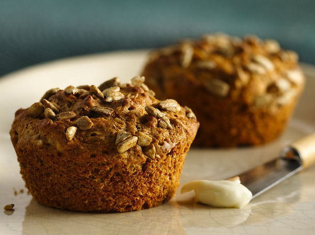 Rise 'n Shine Muffins Recipe by Betty Crocker Recipes on Flickr.