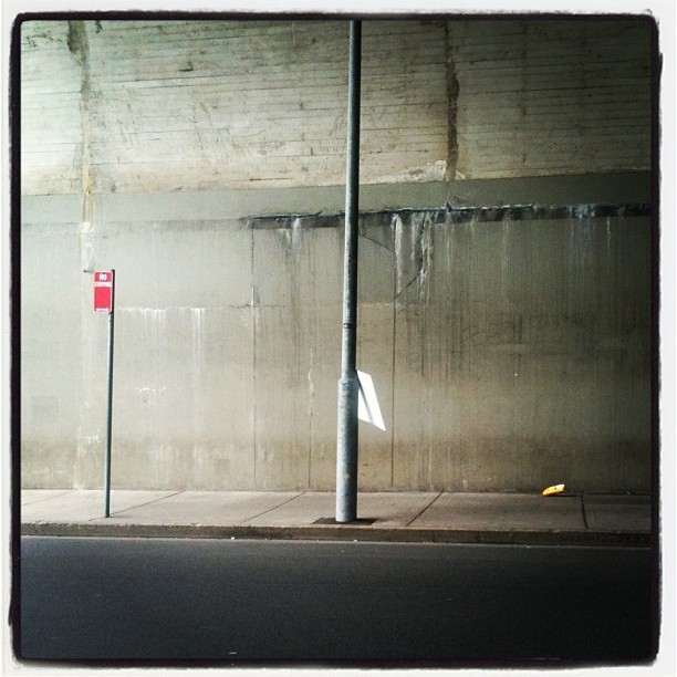 Chips #overpass (Taken with instagram)