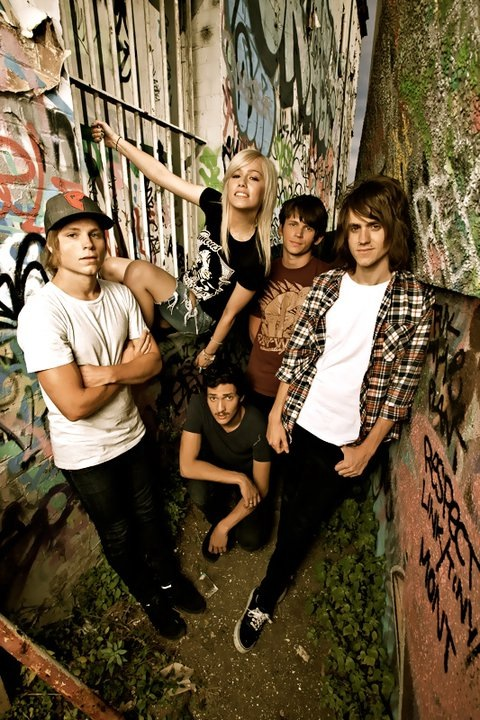 Today I interviewed Tonight Alive for 1700 and I have to admit I was half expecting them to be brats and with good reason they have achieved so much for such a young band but they were far from it! They were so sweet and thankful and Humble. A lot of interviews are sweet during the interview and then thats that but afterwards they were super chatty and asking about presenting! It was really nice to see and I hope they achieve all they want to!