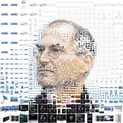 fastcompany:    Steve Jobs: A Mega, Meta Mashup in Tweets