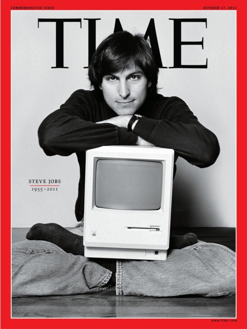 Time, October 17, 2011Photograph: Norman SeeffArt director: D.W. Pine Source: Lightbox