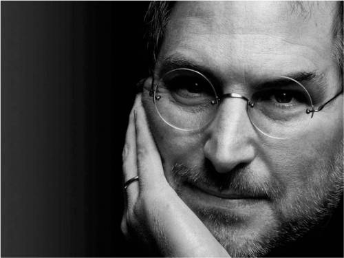 "Steve Jobs 1955-2011 Steve Jobs will continue to inspire me long after his death today. Thank you Steve, for making the world a brighter more shiner place.  ""Your work is going to fill a large part of your life, and the only way to be truly satisfied is to do what you believe is great work. And the only way to do great work is to love what you do. If you haven't found it yet, keep looking. Don't settle. As with all matters of the heart, you'll know when you find it. And, like any great relationship, it just gets better and better as the years roll on. So keep looking until you find it. Don't settle."" -  Steve Jobs ""Your time is limited, so don't waste it living someone else's life. Don't be trapped by dogma — which is living with the results of other people's thinking. Don't let the noise of others' opinions drown out your own inner voice. And most important, have the courage to follow your heart and intuition. They somehow already know what you truly want to become. Everything else is secondary.""  -  Steve Jobs"