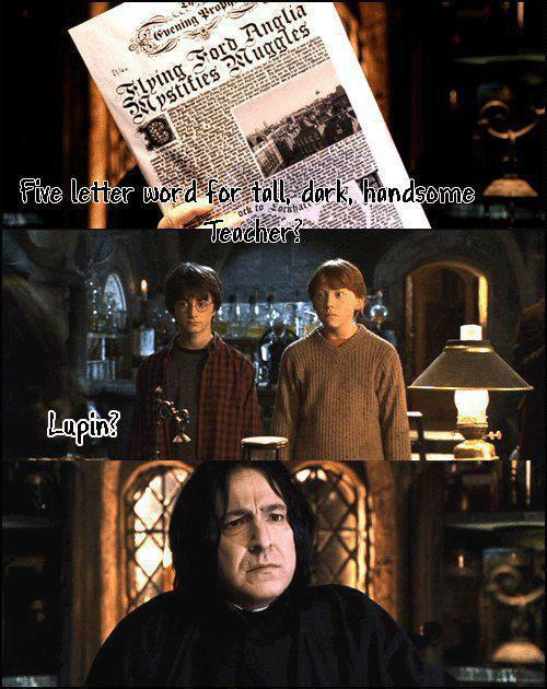 refuge-for-the-lost:  Snape, Snape, Severus Snape :D