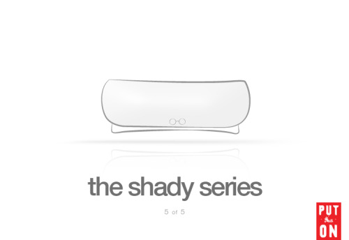 putthison:  The Shady Series, Part V: How to Clean and Maintain Your Sunglasses With most sunglasses retailing between $100 and $300, actually buying a pair can be quite expensive. So for the last installment to this series, Agyesh and I would like to talk about how to get the most out of your purchase. The first matter is knowing how to properly clean them. The key here is to make sure you don't scratch your lenses, as they can be expensive to replace. If you're in a normal climate, use a soft microfiber cloth. These will be better than, say, wiping your lenses with your shirt. When these cloths get dirty, gently wash them with water, but don't put them in the dryer, as you'll ruin the microfibers.  If you live in a dirtier climate, you may have hard particles on your glasses. In this case, don't just rub the lenses with a cloth. You may end up scratching them. Instead, rinse them under running water and use a little liquid soap (though not the kind with scented crystals). Once you're done, dab (don't rub) your sunglasses with a soft cloth. You should also not leave your sunglasses in particularly hot environments, such as the dashboard of your car. You can warp your lenses if they're plastic, or at least degrade the protective films or coatings. Additionally, don't prop your sunglasses on top of your head (doing so will stretch out the temples) and keep them in their hard protective cases when you're not using them. If you don't like hard cases, at least get the soft ones; don't just shove your glasses into your pockets unprotected.  Lastly, take your sunglasses to an optical shop and have them regularly adjusted. Remember, all this usage will take a toll on the temples and nose pads! Most shops will do this for free, so stop by when they're not busy and take advantage of the service.  So that's it. We've gone through how to determine quality, covered a ton of models, and discussed how to choose a pair that's right for you. Today, we've also reviewed some basic maintenance tips. Remember that while they make for great accessories, sunglasses are also practical. As any optometrist will tell you, UV rays can permanently damage your eyes over time, so you need to have a good pair of sunglasses throughout the year. With this guide, now you can buy yourself the best pair.  * Original artwork above by Agyesh Madan  All useful stuff. I swap between my regular glasses and prescription shades*, so I have to bring a soft case with me. It might be worth doing a supplement about the options available to those of us who want good quality sunglasses, but need prescription lense? *calling them shades is alright, because it's a tribute to David Rappaport in TISWAS.