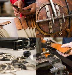 """My company manufactures belts in the city of San Francisco. We are one of the last remaining US manufacturers in our industry. We have utilized all of the technological innovations available to us to remain competitive in our field. We employ 125 people in our factory. The leather we use from overseas is no longer available domestically, and we count on GSP to help maintain our viability as a manufacturer."" Bruce MarlinPurchasing ManagerCirca CorporationSan Francisco, CA 94124"
