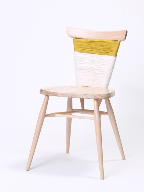 A fun DIY project? Cosy Wrap Stacking Chair by Donna Wilson.