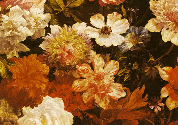 poboh:  Detail of Flowers,  Michelangelo.