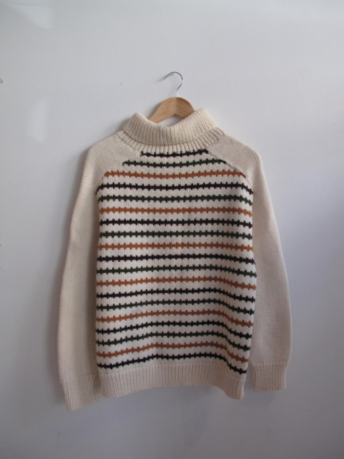 citizenvintage:  Wool Sweater/Pull en Laine/Citizen Vintage  JE VEUX!
