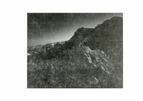 takashi homma, our mountain  via J S