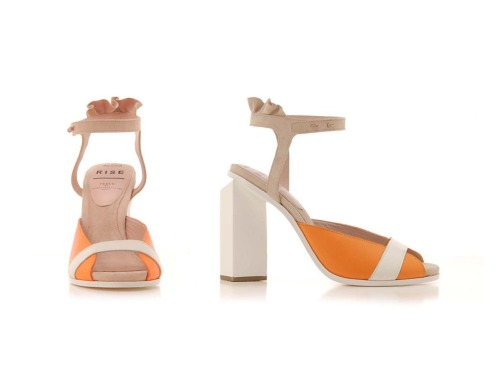 aldorise:   @ALDO_shoes x Preen SS12 sandals