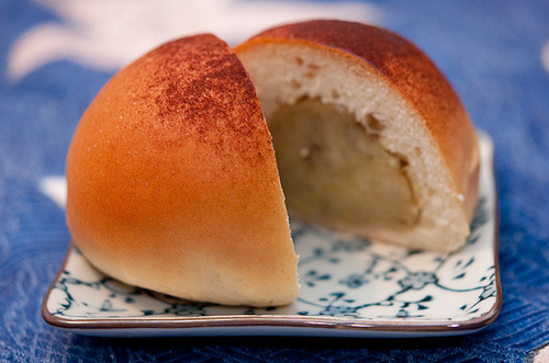 2010-01-29 Yam Bread by yujai on Flickr.